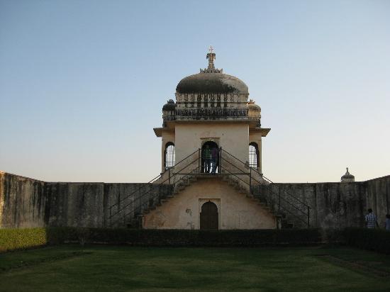 Chittaurgarh, India: Rani Padmini Mahal, Chittorgarh Fort