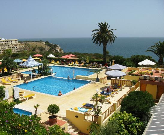 Hotel Baia Cristal: Swimming Pool