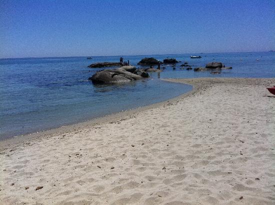 Sant'Elmo Beach Hotel - Blu Hotels : sabbia bianca e sottile