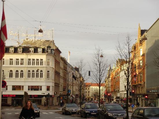 Grand Hotel: City center