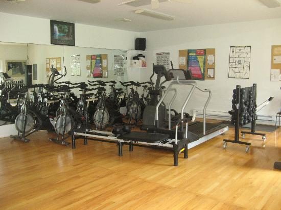 Deerfield Spa: Big Gym