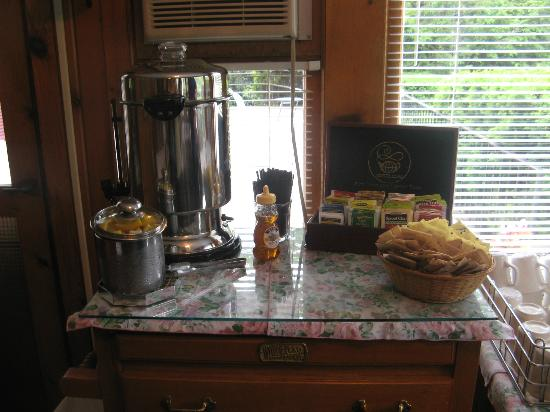 Deerfield Health Retreat and Spa: There's Always Tea