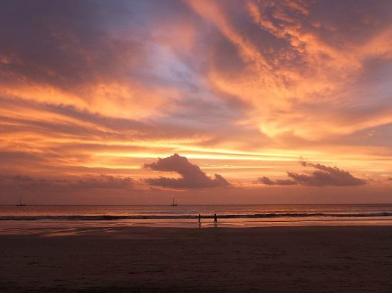 คาลา ลูนา บูติค โฮเต็ล แอนด์ สปา: beach right outside Cala Luna