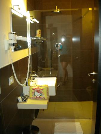 Hotel Iride: bagno
