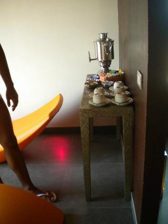 Hotel Iride: spa