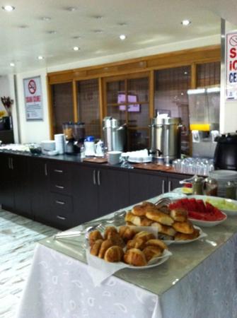Bilinc Hotel: la colazione
