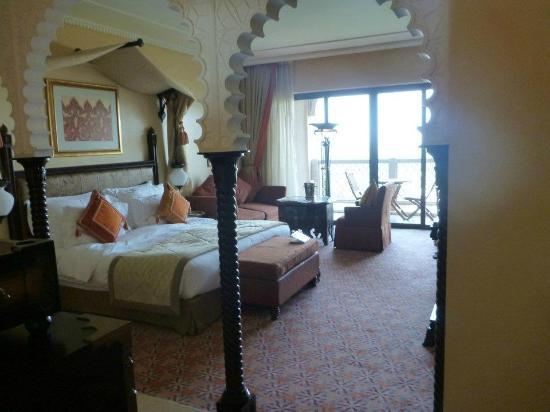 Jumeirah Al Qasr at Madinat Jumeirah: Our Arabian deluxe room