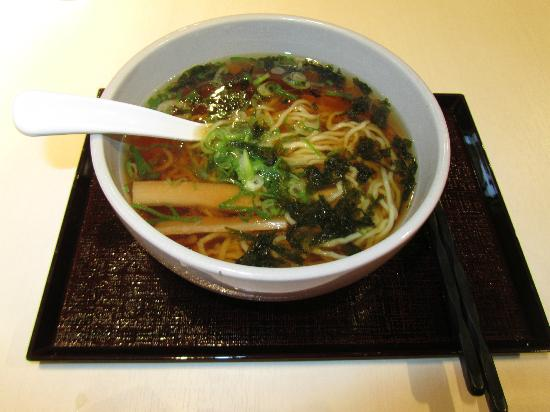 Dormy Inn Premium Kyoto Ekimae: Delicious free noodles for supper