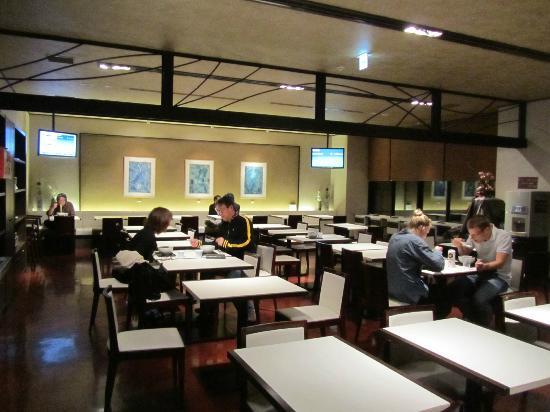دورمي إن بريميام كيوتو إكيماي: Dining area