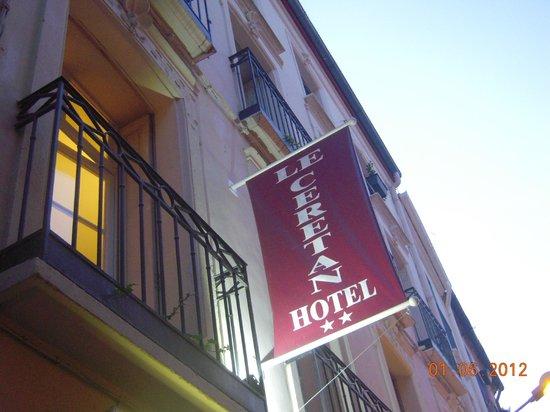 Le Ceretan Hotel : Facade