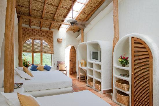 Pelican Eyes Resort & Spa: Garden View Room