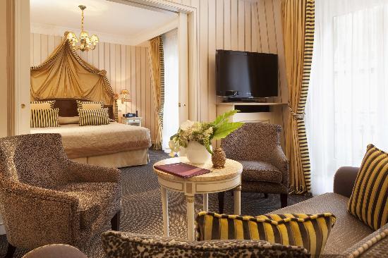 Hotel Napoléon Paris: Senior Suite