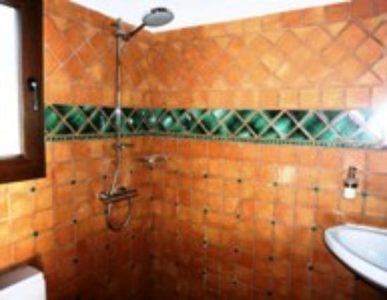 Finca Montgo: Los Establos Bathrooms