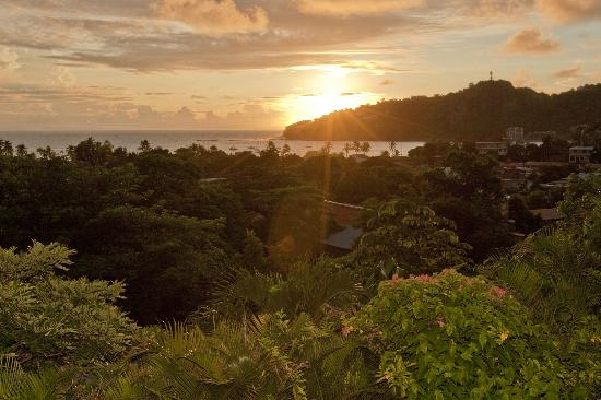 Pelican Eyes Resort and Spa: View from La Cascada