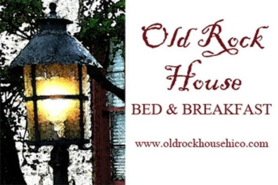 Old Rock House Bed and Breakfast: Hico's historic bed & breakfast.