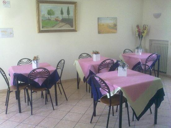 Il Grillo di Firenze: Breakfast room