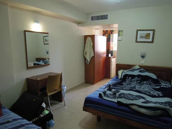 Aviv Spring Hostel: Twin-Room
