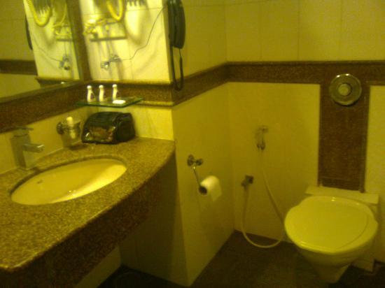 Nandhini Hotel - J.P.Nagar: bathroom