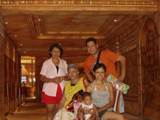 Hotel Xbalamque Resort & Spa: pasillo