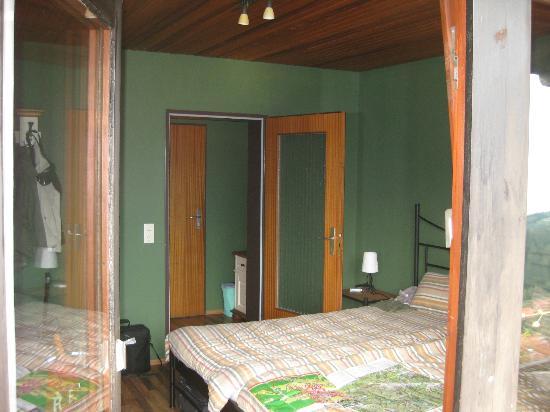 Villa Montara Bed & Breakfast: Schlafzimmer