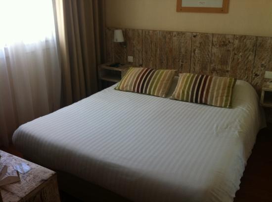 BEST WESTERN Hotel La Rade: chambre confortable et propre
