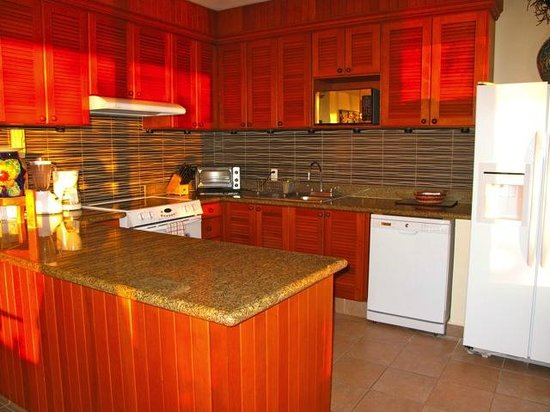 Residencias Reef Condos: Kitchen