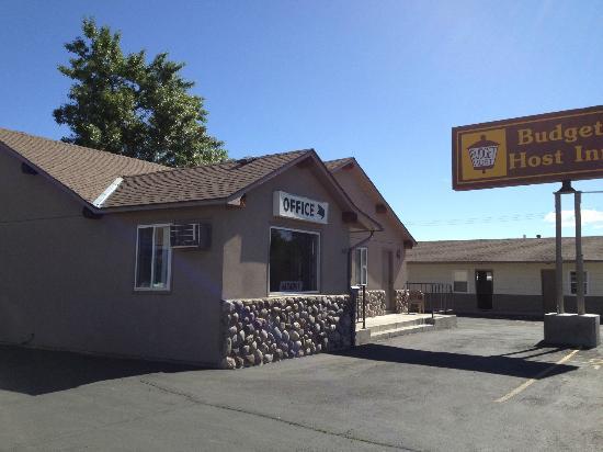 A Western Rose Motel: Office