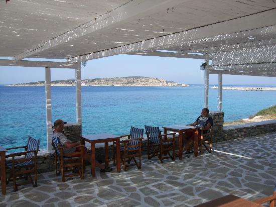 Posidonion Hotel: The breakfast room!