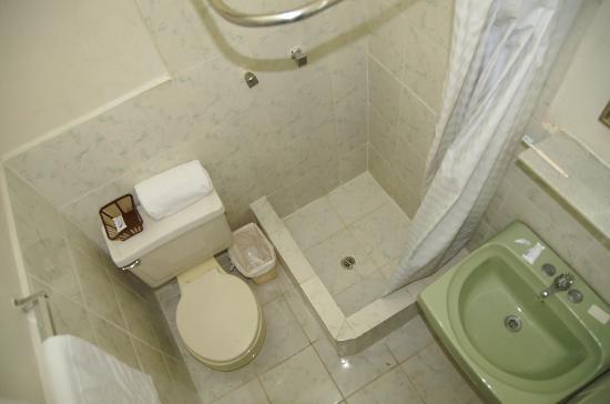Hostal Atlantic Suites: Dusche/WC