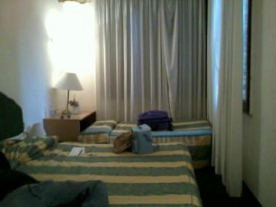 Villa Parco Hotel: camera