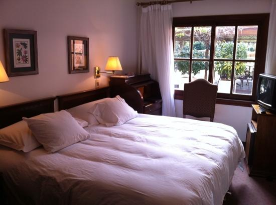 la mia camera da letto... - Picture of Barradas Parque Hotel & Spa ...