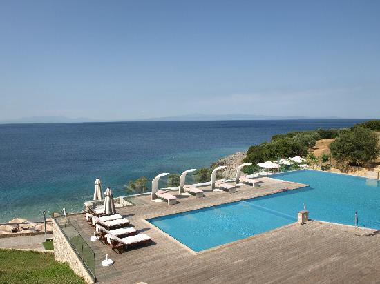 Adrina Resort & Spa : the pool