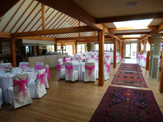 Briarfields Hotel : Function room / dining area