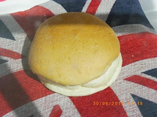 Sally's famous Bun - Picture of Sally Lunn's Historic Eating
