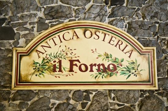 Brembilla, Ý: Antica Osteria il Forno