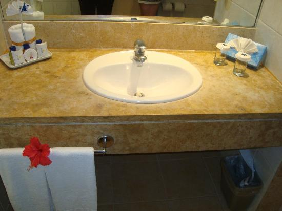 Iberostar Costa Dorada: Bathroom