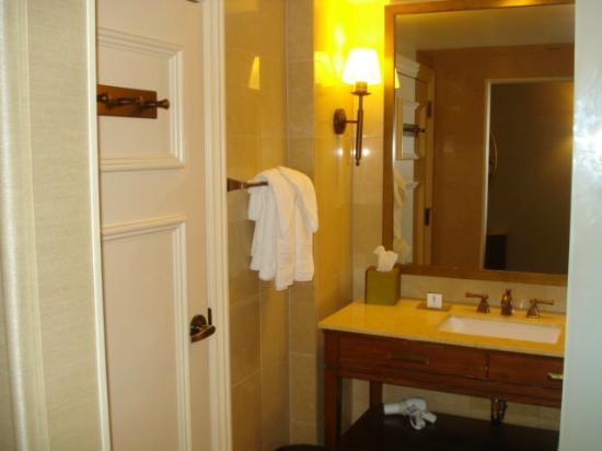 Caesars Atlantic City That door leads to the toilet & That door leads to the toilet - Picture of Caesars Atlantic City ...