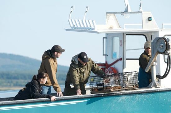 On the Sea with the Coastal Fishermen Day Tours : Que nous réserve cette cage?
