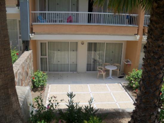 IFA Interclub Atlantic Hotel: Terrace