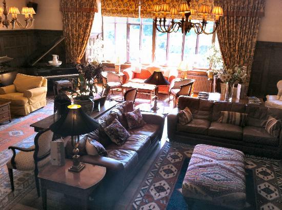 Penmaenuchaf Hall: The drawing room