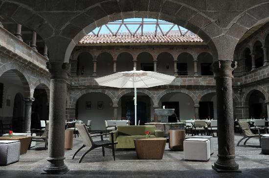 Novotel Cusco: Lobby