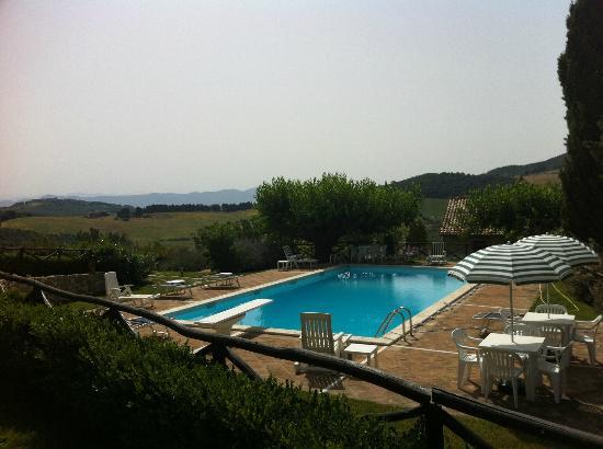 Tenuta Monte Volparo: pool