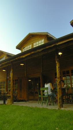 Hotel El Barranco: Hotel Frente