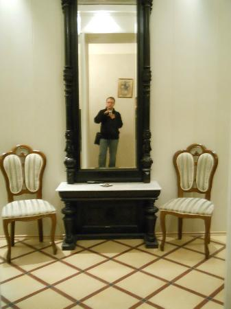 Zlatoust: aside dining room