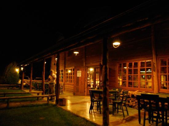 Hotel El Barranco: Hotel Noche