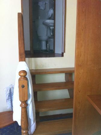 Scalini per andare in bagno foto di hotel ginori al - Peretta per andare in bagno ...
