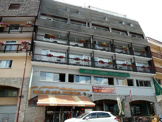Le Grand Tetras Hotel: L'hotel