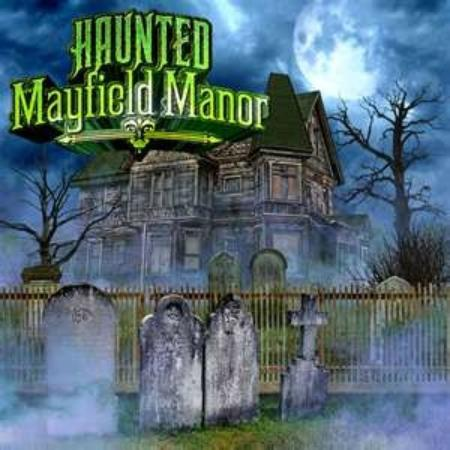 Haunted Mayfield Manor on Strand