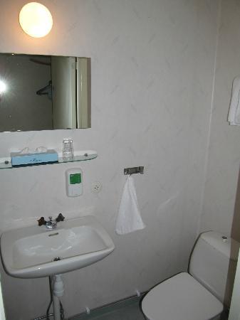 Eksjo Stadshotell: Bathroom