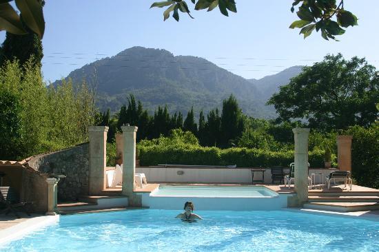 Finca Ca's Sant: View